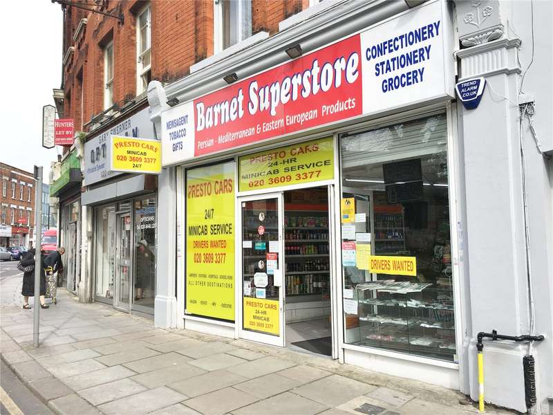 Retail Property (high Street) Commercial for sale in High Street, Barnet, EN5