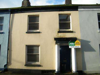 4 Bedrooms Terraced House for sale in Liskeard, Cornwall