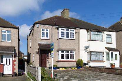 3 Bedrooms Semi Detached House for sale in Benfleet, Essex