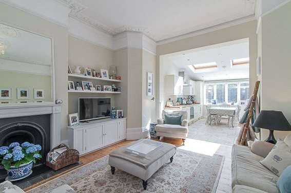 2 Bedrooms Flat for sale in Earlsfield Road, London, SW18