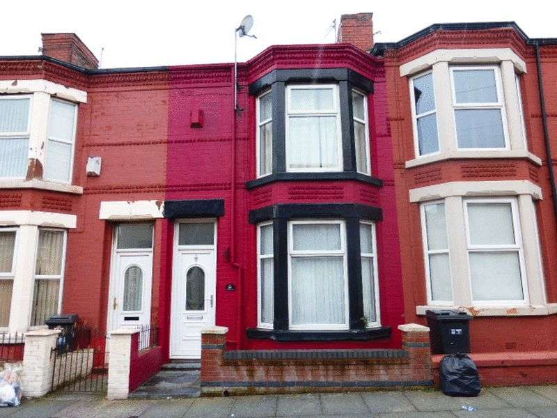 3 Bedrooms Terraced House for sale in Boswell Street, Bootle