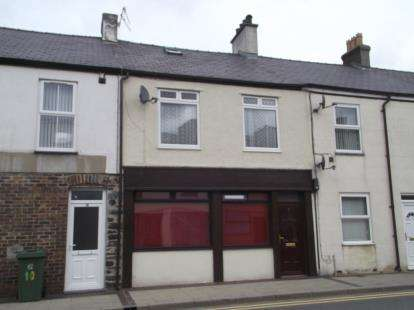 Terraced House for sale in Victoria Place, Bethesda, Gwynedd, LL57