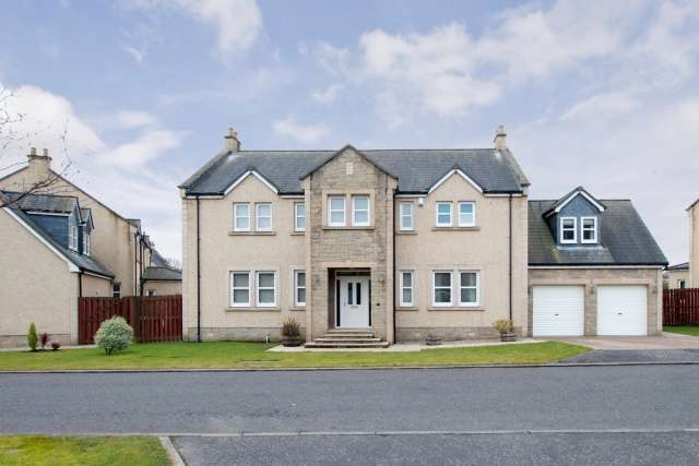 5 Bedrooms Detached House for sale in Woodland Gait, Cluny, Kirkcaldy, Fife, KY2 6NS