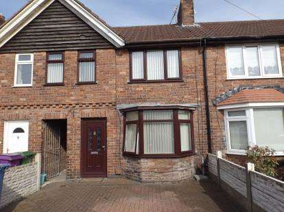 2 Bedrooms Terraced House for sale in Gribble Road, Liverpool, Merseyside, L10