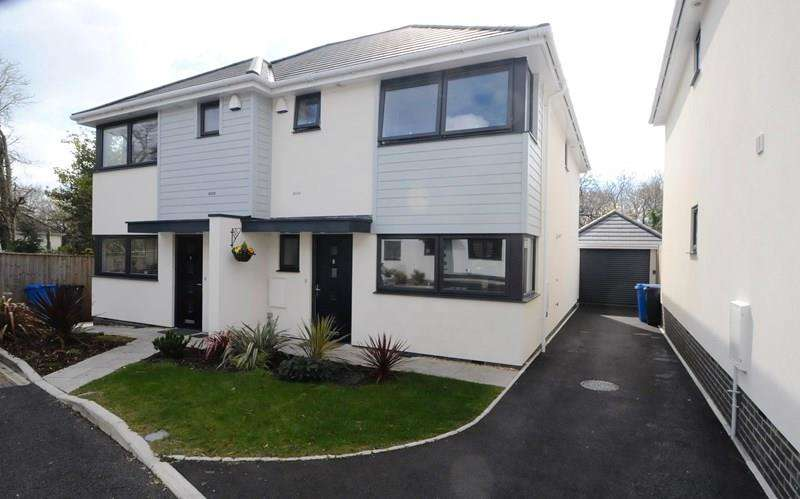 3 Bedrooms Semi Detached House for sale in The Cuttings, Lower Parkstone, Poole