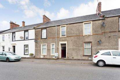 1 Bedroom Flat for sale in McCalls Avenue, Ayr