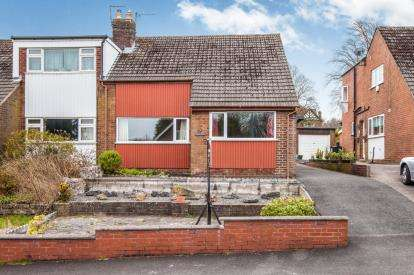 4 Bedrooms Semi Detached House for sale in Bryers Croft, Wilpshire, Blackburn, Lancashire, BB1