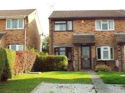 2 Bedrooms Semi Detached House for sale in Farm Road, Buckley, Flintshire, CH7