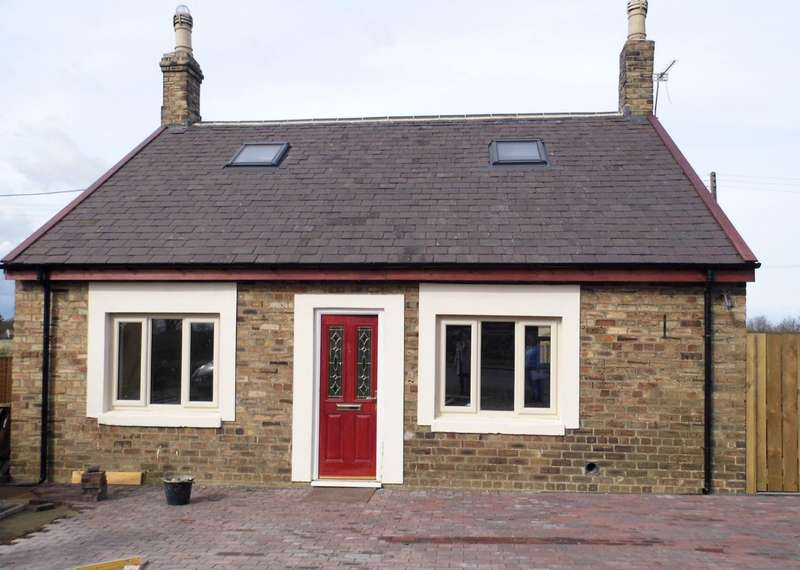 3 Bedrooms Cottage House for sale in West Chevington, Morpeth