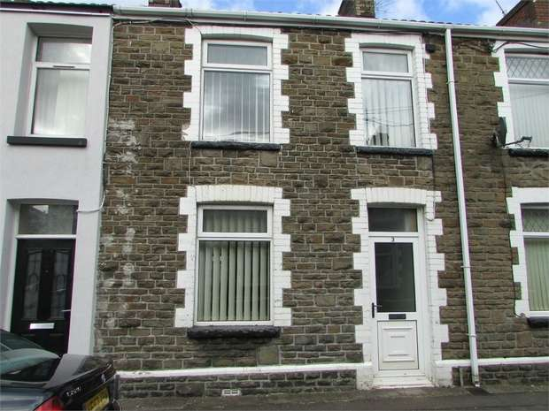 3 Bedrooms Terraced House for sale in Eva Street, Neath, Neath, West Glamorgan