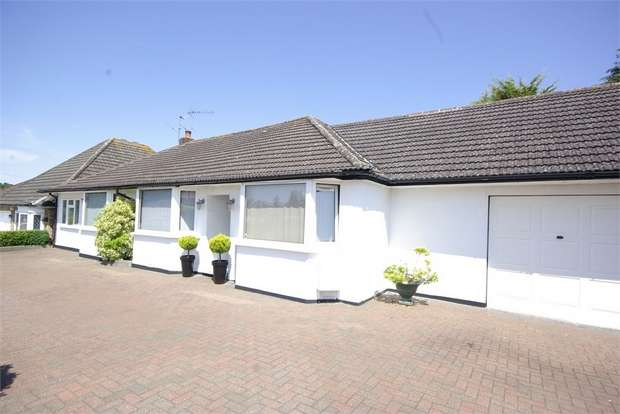 4 Bedrooms Detached Bungalow for sale in The Courtway, Carpenders Park, Hertfordshire
