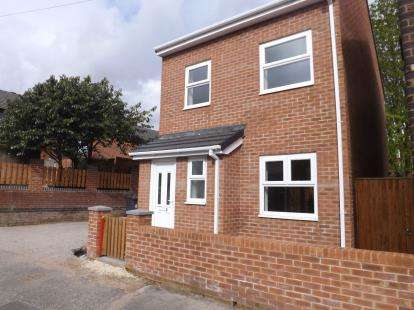 4 Bedrooms Detached House for sale in Siddow Common, Leigh, Greater Manchester