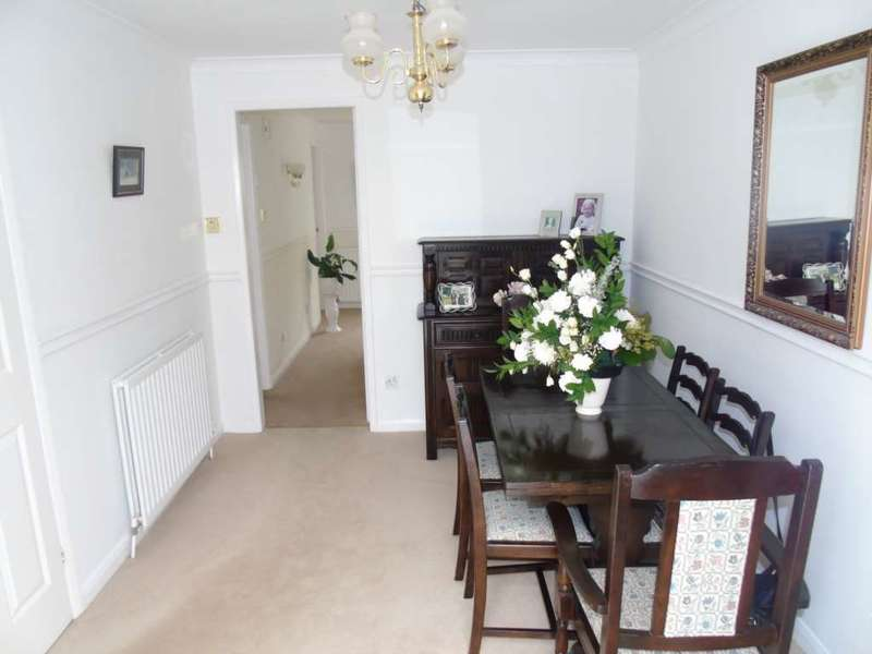4 Bedrooms Detached House for sale in Swingfield Close, Crook