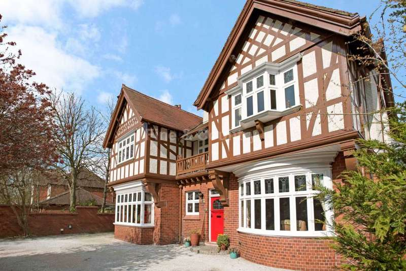 6 Bedrooms Detached House for sale in St Annes Road East, Lytham St Annes