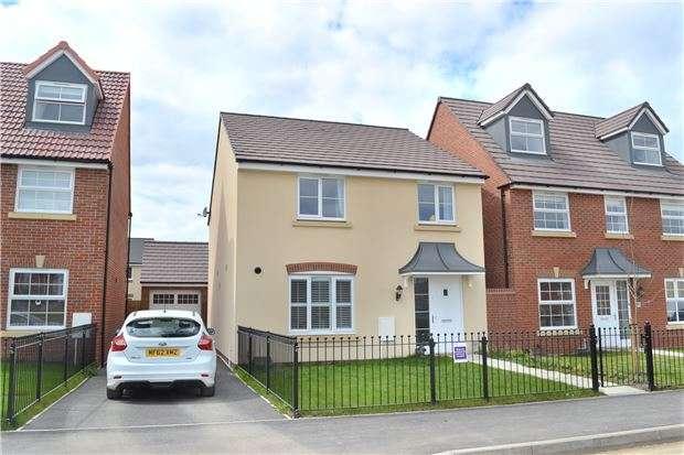 4 Bedrooms Detached House for sale in Fauld Drive, Kingsway, Quedgeley, Gloucester, GL2 2HL