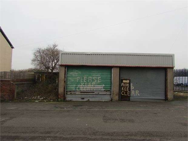 Land Commercial for sale in Athelstane Road, Conisbrough, DN12 3JR