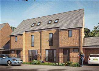 4 Bedrooms Detached House for sale in Queensgate, Yarm Road, Stockton On Tees