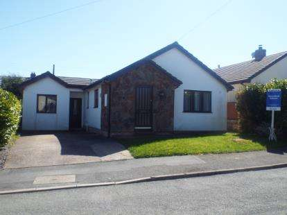 4 Bedrooms Bungalow for sale in Trem Y Coed, Clawddnewydd, Ruthin, Denbighshire, LL15