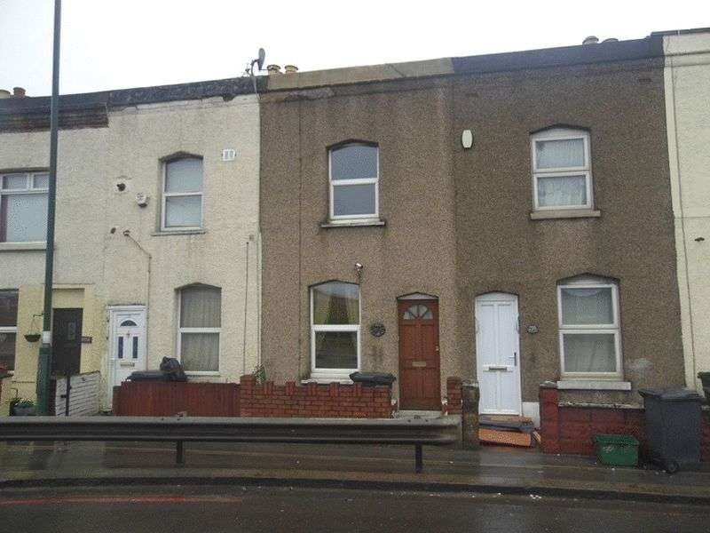2 Bedrooms Terraced House for sale in Purley Way, CROYDON, Surrey