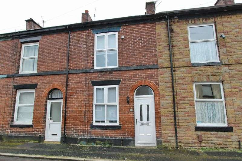 2 Bedrooms Terraced House for sale in Caledonia Street, Radcliffe, Manchester