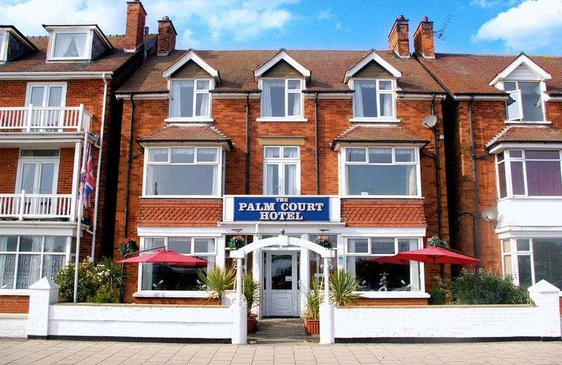 Property for sale in 74 South Parade, Skegness, Lincs, PE25 3HP