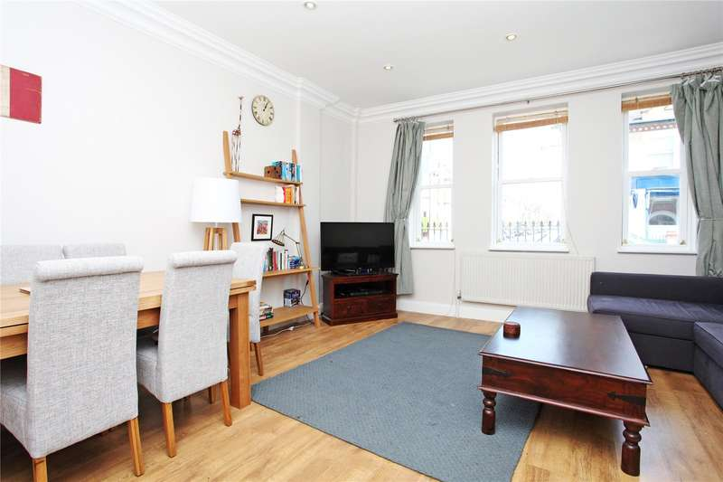 2 Bedrooms Maisonette Flat for sale in Barmouth Road, Wandsworth, London, SW18