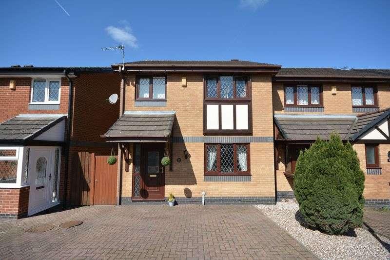 3 Bedrooms Semi Detached House for sale in Abbott Clough Avenue, Knuzden