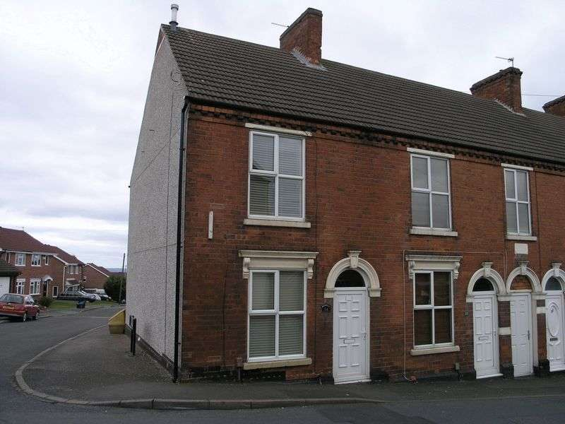 2 Bedrooms Terraced House for sale in Hill Street, Dudley