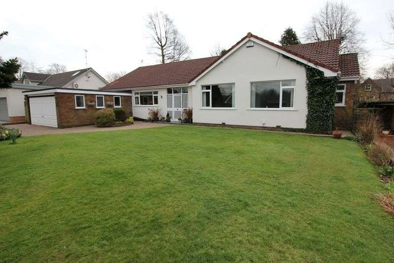 3 Bedrooms Bungalow for sale in Parklands, Whitefield, Manchester