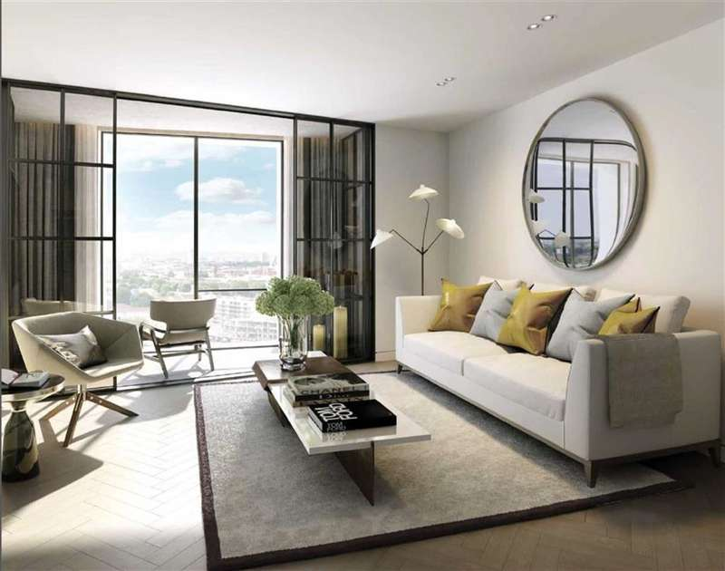 2 Bedrooms Property for sale in One Nine Elms, Vauxhall, London, SW8