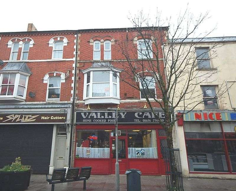 Property for sale in 32 Commercial Street, Maesteg, CF34 9DH