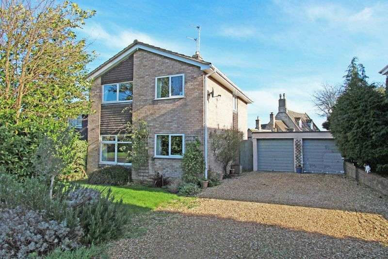 4 Bedrooms Detached House for sale in Lea View, Ryhall - Great Value for money and 4 Bedrooms.
