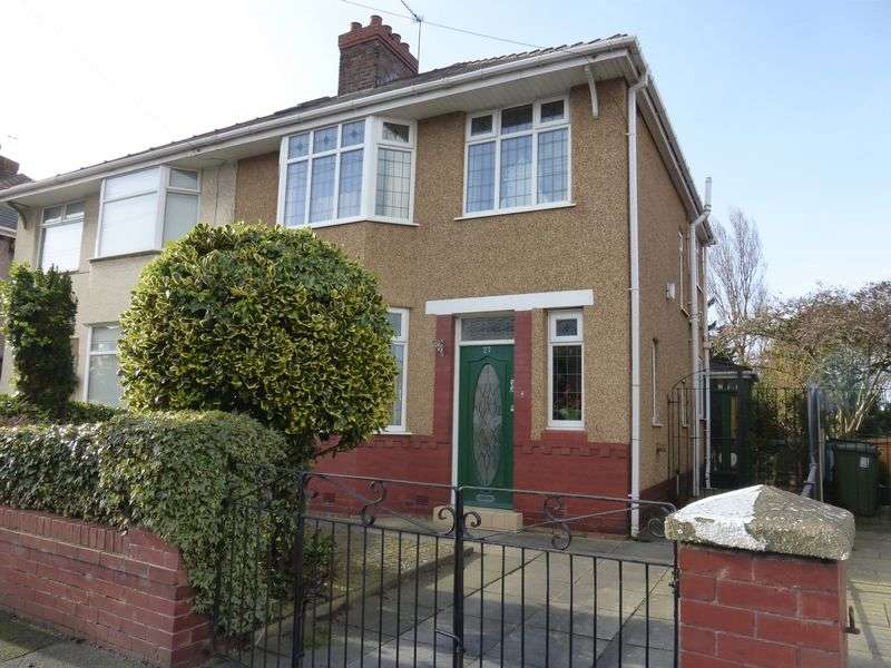 3 Bedrooms Semi Detached House for sale in Enstone Avenue, Liverpool