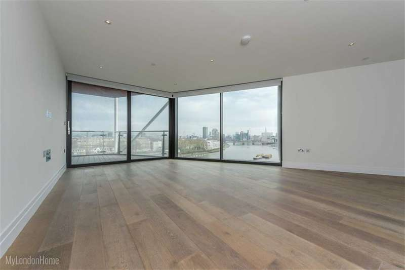 2 Bedrooms Property for sale in One Riverlight Quay, Nine Elms Lane, Vauxhall, London, SW8