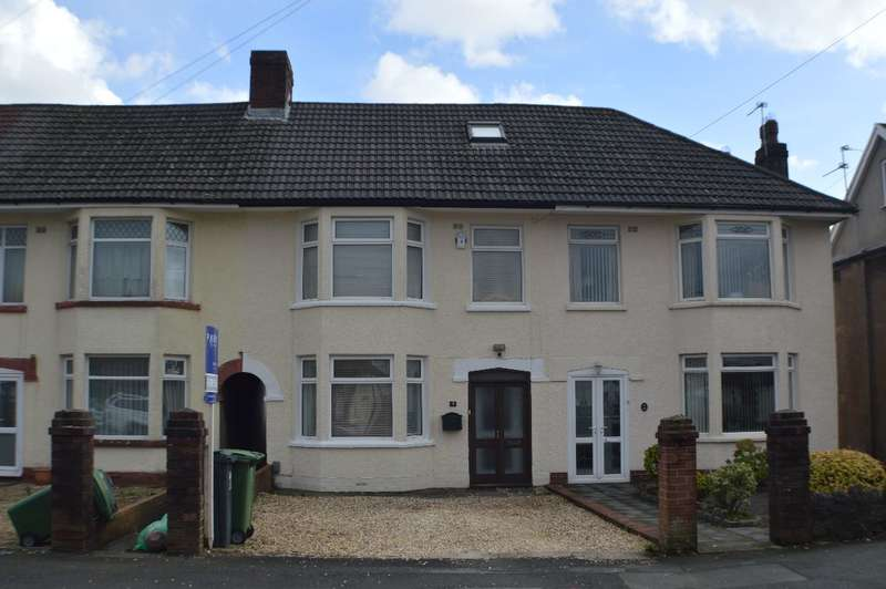4 Bedrooms Terraced House for sale in Heol Pant - Y - Celyn, Whitchurch