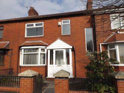 3 Bedrooms Terraced House for sale in Ashbrook Street, Openshaw, Manchester, Greater Manchester