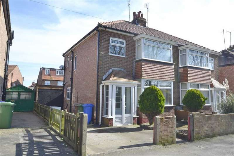3 Bedrooms Property for sale in St Alban Road, Bridlington, East Yorkshire, YO16
