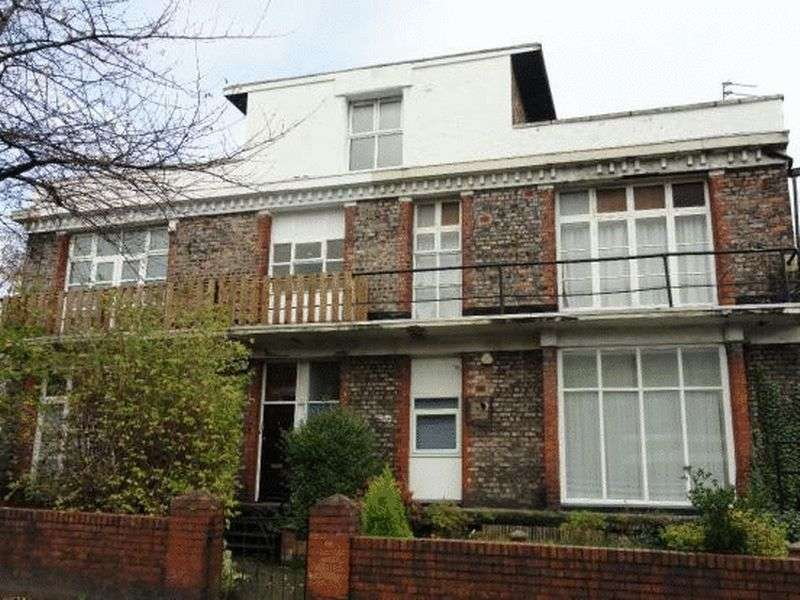 1 Bedroom Flat for sale in Walton Park, Liverpool