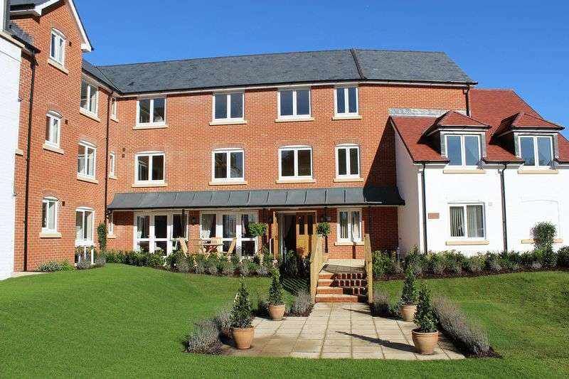 1 Bedroom Retirement Property for sale in Romsey, Abbey Lodge