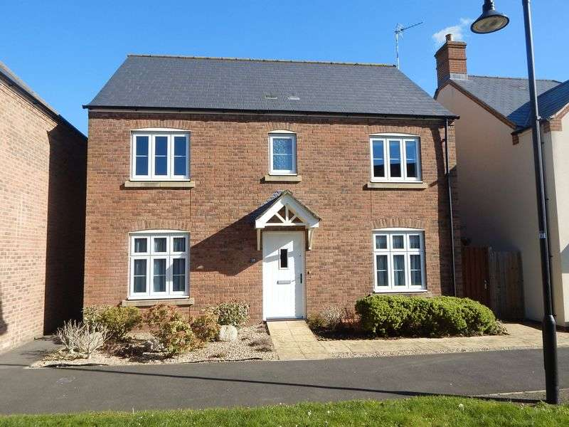 4 Bedrooms Detached House for sale in Lilian Close, Haydon End
