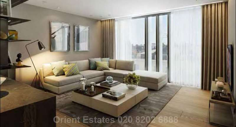 2 Bedrooms Apartment Flat for sale in Victoria, London