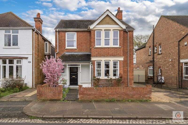 4 Bedrooms Detached House for sale in Bradgate Road, Bedford