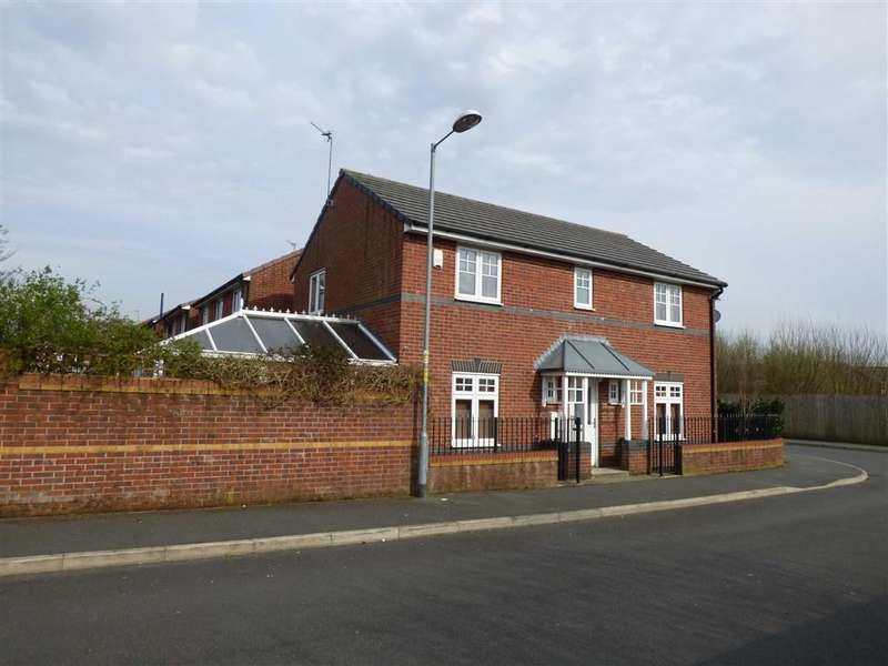 4 Bedrooms Property for sale in Caspian Road, Blackley, Manchester, M9