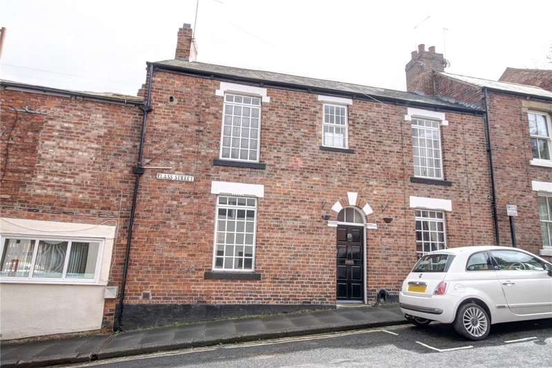 4 Bedrooms Terraced House for sale in Flass Street, Durham City, DH1