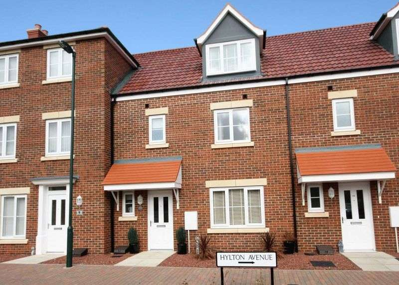 4 Bedrooms Terraced House for sale in Hylton Avenue, Skelton In Cleveland ***WITH MEDIA TOUR***