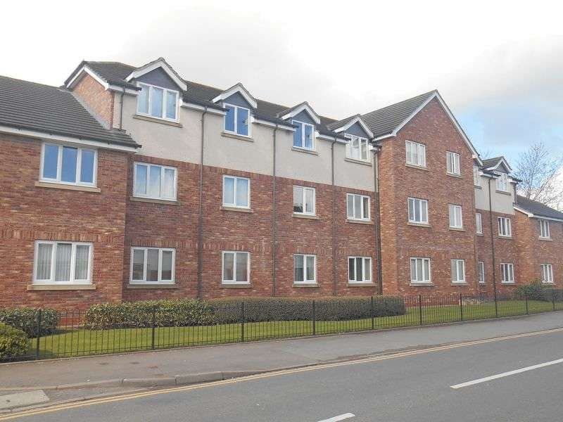 2 Bedrooms Flat for sale in Harpers Court, Hednesford Road, Heath Hayes