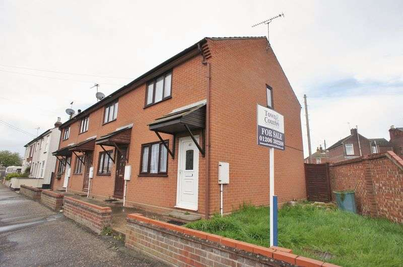 2 Bedrooms Terraced House for sale in Colne Road, Brightlingsea