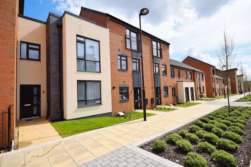 3 Bedrooms Terraced House for sale in Kiln View, Hanley