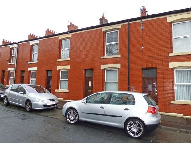 3 Bedrooms Terraced House for sale in Chorlton Street, Blackburn, Lancashire