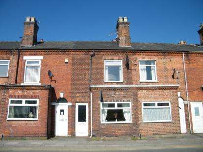 2 Bedrooms Terraced House for sale in Middlewich Road, Northwich, Cheshire